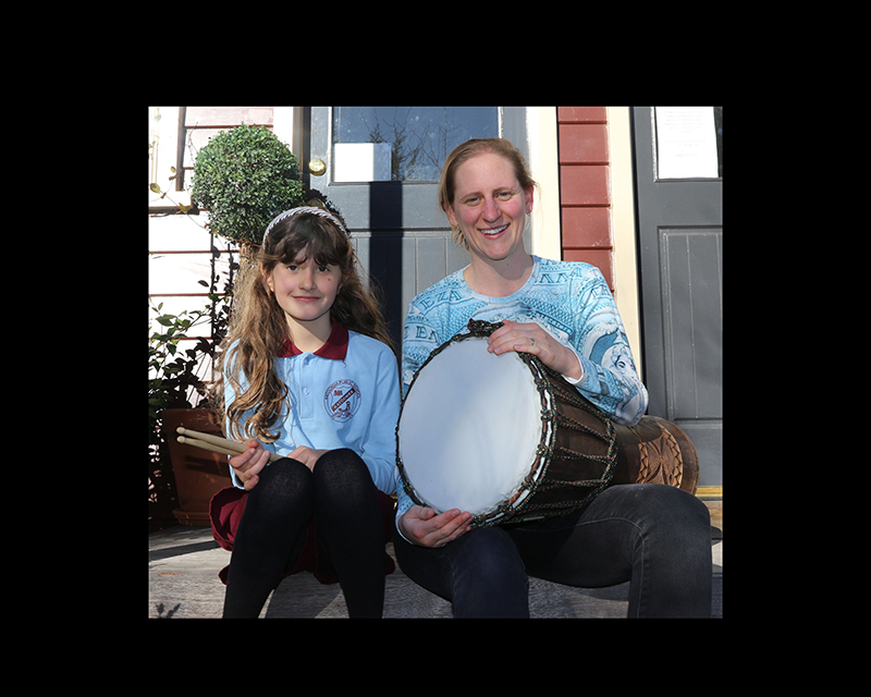 What are you snaring at? Music Classes Beating Gender Drum Roles - blog post image