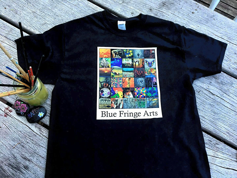 26th Blue Fringe Arts and Literature Festival entries open - blog post image