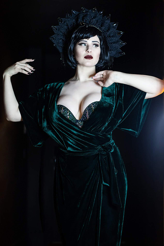 Burlesque Comes to Lawson! - blog post image