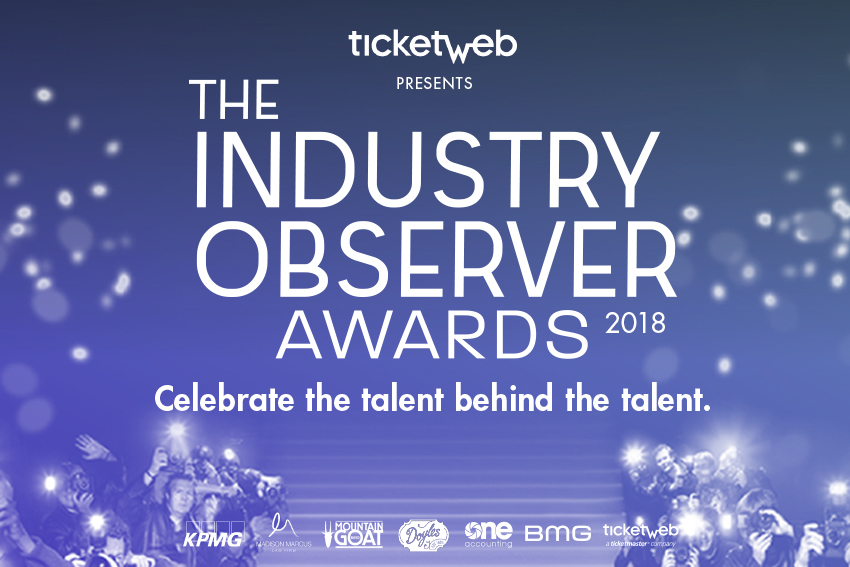 The Industry Observer Awards 2018 - blog post image