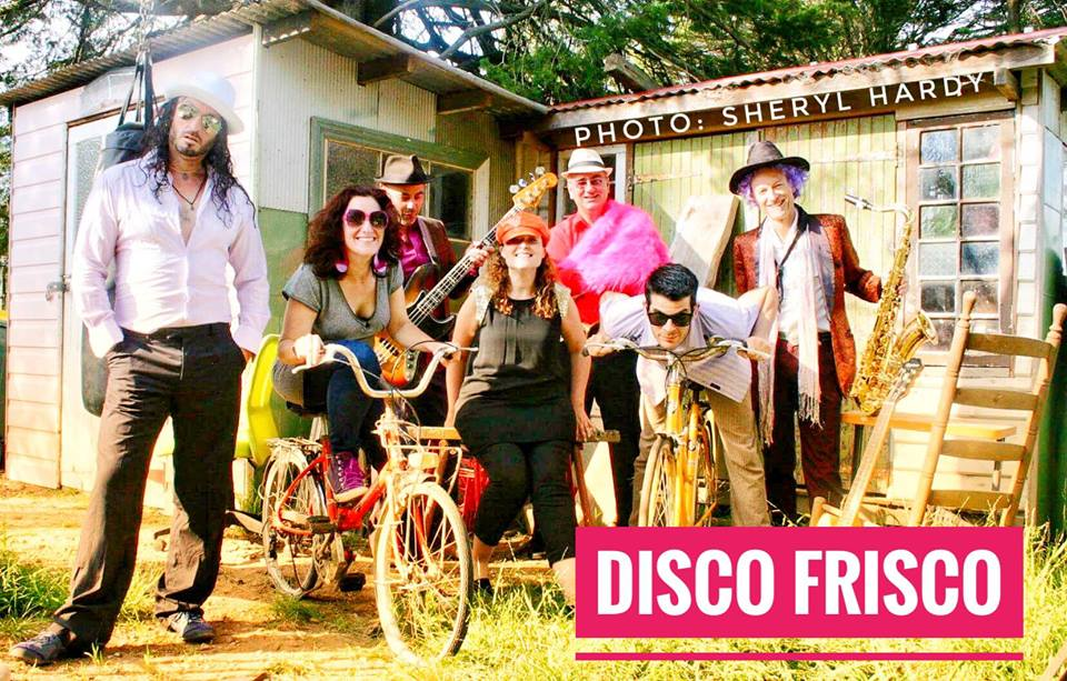 Fundraising 'Soul Train Disco Extravaganza' night - blog post image