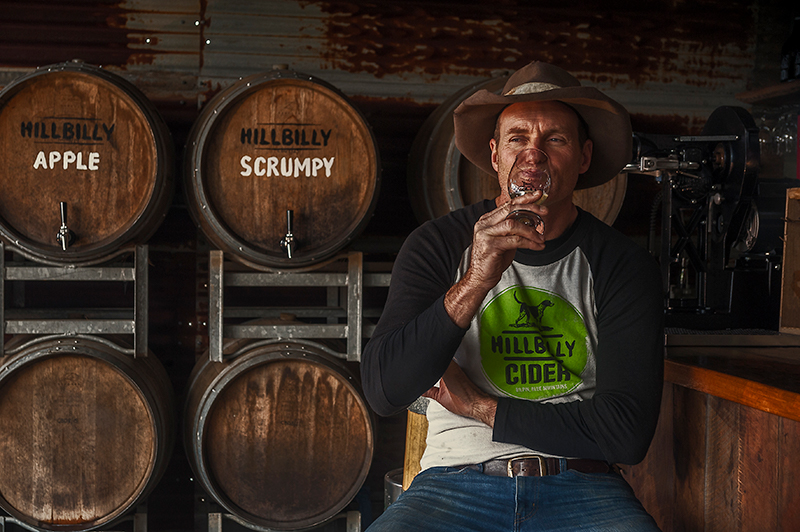 "New Hillbilly Cider Shed is the ultimate ""Hillbillification"" experience!  - blog post image"